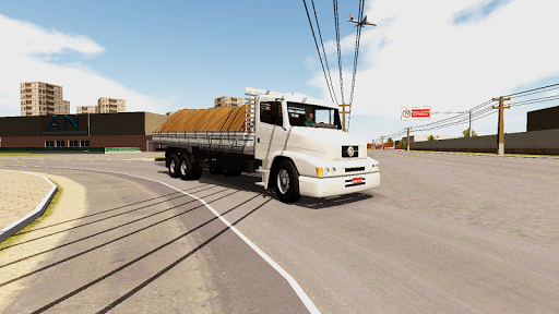 Heavy Truck Simulator  Screenshots 16