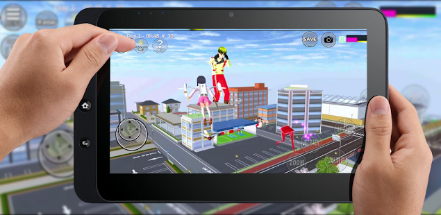 Image For Sakura School Simulator 2021 Terbaru Asli Guide Versi 1.0.0 3