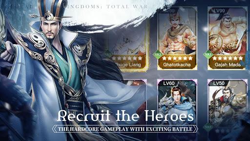 Three Kingdoms: Heroes Saga  screenshots 3