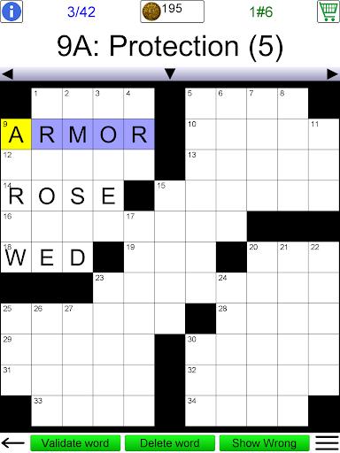 Crossword  screenshots 9