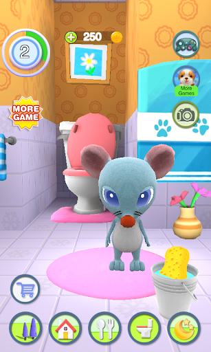 Talking Mouse apkpoly screenshots 8