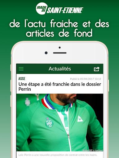 Foot Saint-Etienne modavailable screenshots 7