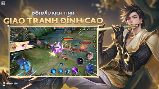 Garena Liu00ean Quu00e2n Mobile x Ultraman 1.36.1.11 screenshots 3