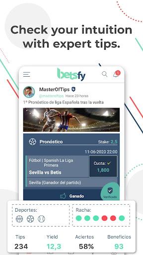 sports betting social network