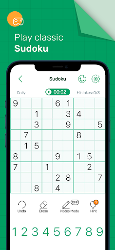 Sudoku - The Best Numbers Puzzle Game 0.46 screenshots 1