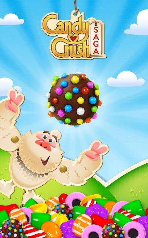 Candy Crush Saga poster 13