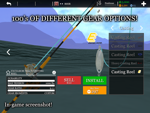 Boat Game ud83cudfa3 - Ship & Fishing Simulator uCaptain u26f5 5.9 screenshots 16