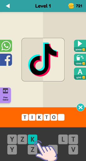 Logo Test: World Brands Quiz, Guess Trivia Game  screenshots 2