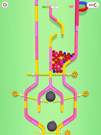 Pin Balls UP - Physics Puzzle Game  screenshots 12
