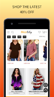 Modlily - women's fashion