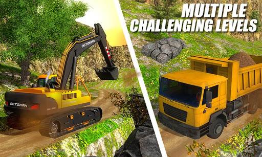 Heavy Excavator Crane - City Construction Sim 2020 1.1.3 screenshots 2