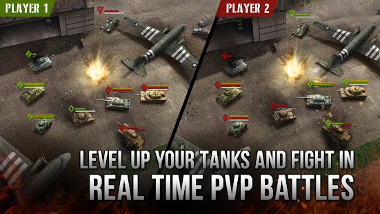 Armor Age: Tank Gamesud83dudca5 RTS War Machines Battle screenshots 10