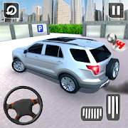 In Car Parking Games – Prado New Driving Game