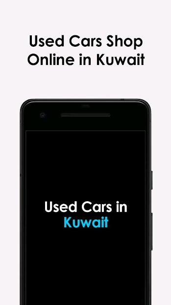 Captura 2 de Used Cars in Kuwait para android