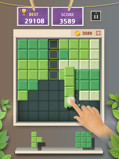Block Puzzle, Beautiful Brain Game  screenshots 16