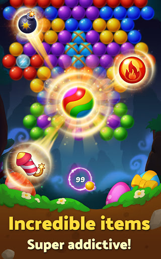 Bubble Shooter - Mania Blast  screenshots 17