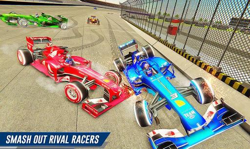 Light Formula Car Racing Games: Top Speed Car Game  Screenshots 2