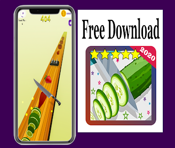 New : Fruit Cut Slicer 3D 2020 Hack for iOS and Android 2