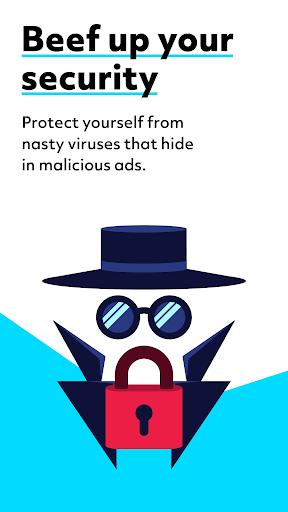 Adblock Browser: Block ads, browse faster 2.3.0 Screenshots 4