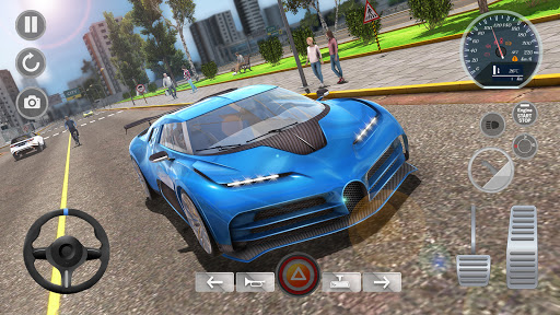 Car Driving Simulator: Centodieci screenshots 12