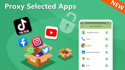 Oreo VPN - Unblock, Free, Unlimited, Safe, Fast apktram screenshots 6