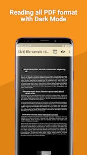PDF Okuyucu & PDF Reader, PDF Düzenleyici, e-kitap Full Apk İndir 6