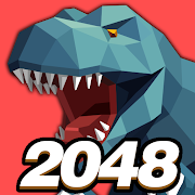 Dino 2048: Merge Jurassic World