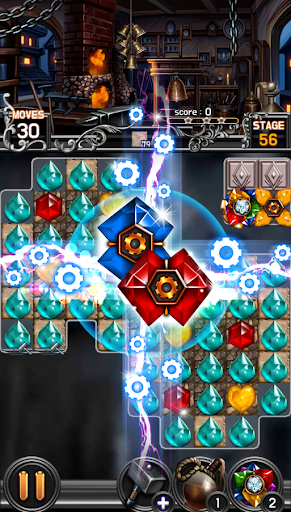 Jewel Bell Master: Match 3 Jewel Blast 1.0.1 screenshots 2