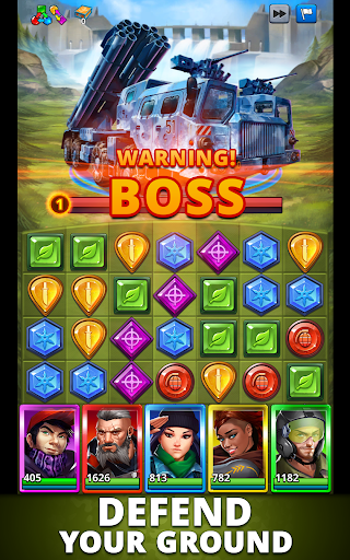 Puzzle Combat: Match-3 RPG 25.0.0 screenshots 9