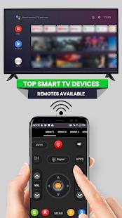 Universal Smart TV Remote App