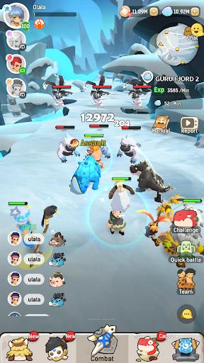 Ulala: Idle Adventure  screenshots 2
