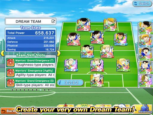 Captain Tsubasa (Flash Kicker): Dream Team 4.2.0 Screenshots 11