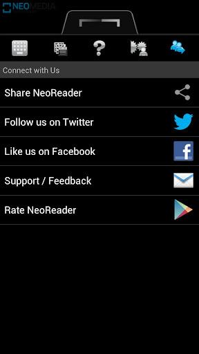 NeoReader QR & Barcode Scanner 4.14.02 Screenshots 8