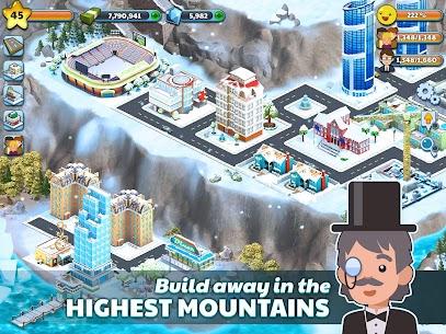 Snow Town – Ice Village World: Winter City APK Download 15