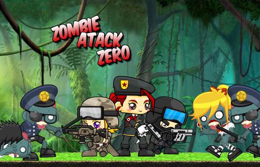 zombie attack zero screenshot 1