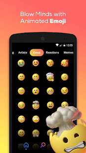 GIPHY: GIF & Sticker Keyboard & Maker