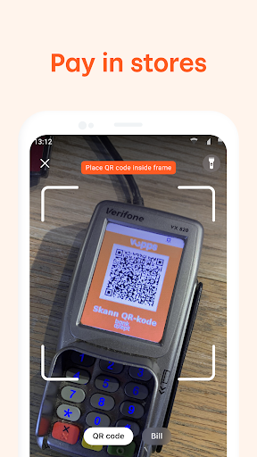 Vipps android2mod screenshots 3