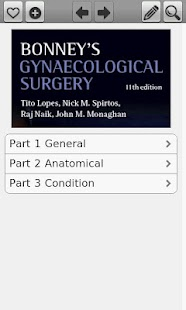 Bonney's Gyn. Surgery, 11th Ed Screenshot