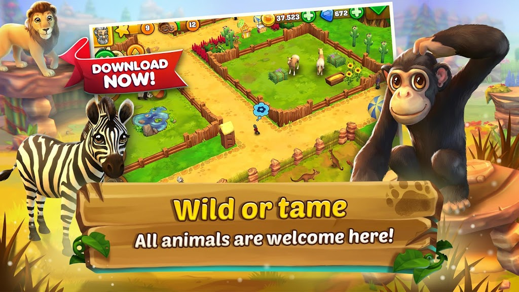 Zoo 2: Animal Park  poster 2