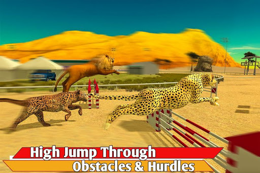 Savanna Animal Racing 3D 1.0 screenshots 2