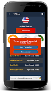 Free Unlimited VPN – USA, Canada, Europe, Latam 5