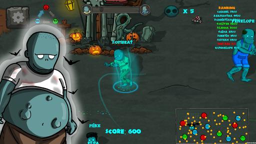 Zombeat.io - io games zombie screenshots 3