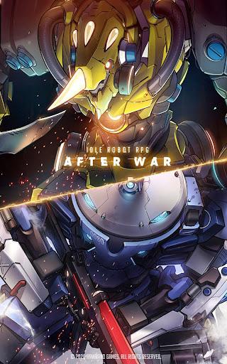 After War u2013 Idle Robot RPG screenshots 9