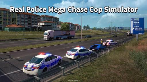 Police Car Chase Thief Real Police Cop Simulator screenshots 5