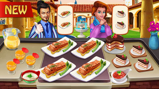 Cooking Day - Chef's Restaurant Food Cooking Game apkslow screenshots 9