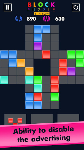 Block Puzzle Match 3 Game apktram screenshots 22