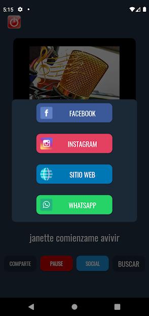 Radio Vecinal de La Cruz screenshot 2