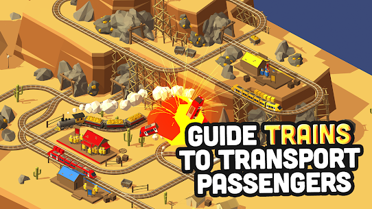 Conduct THIS! – Train Action 2.7.1 Apk + Mod 2