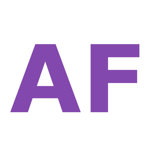 AF Live Gym Usage App icon