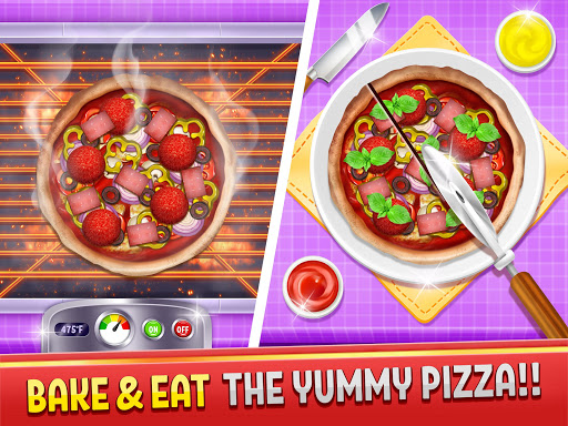 Pizza Maker - Master Chef 1.0.8 screenshots 3
